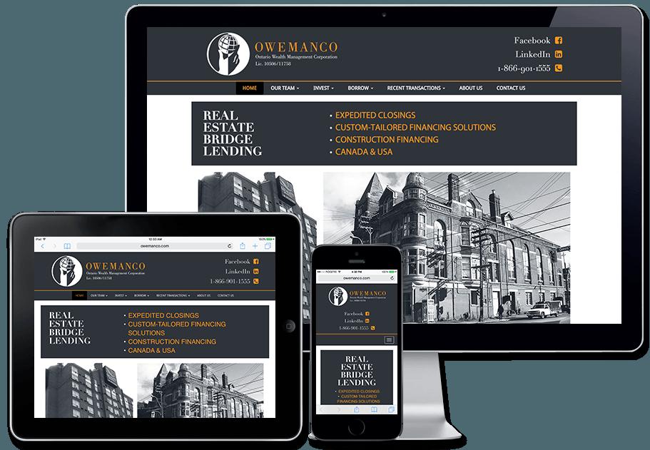 Owemanco - Ontario Wealth Management Corporation